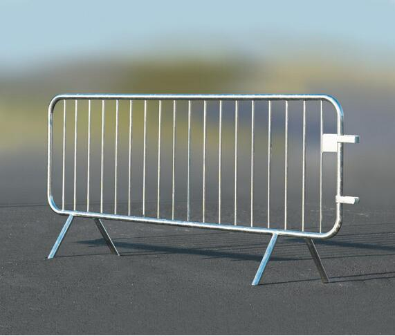 Low Price Factory Crowd Control Barrier Fence