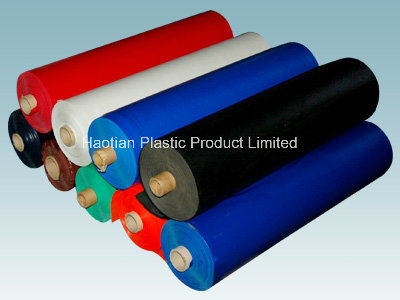 PVC Film Used for Decoration/Stationary/Tape with All Colors