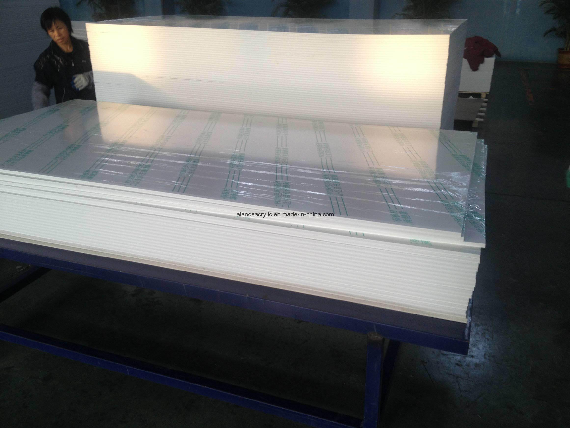 High Density 0.55 PVC Foam Board for Kitchen Cabinets