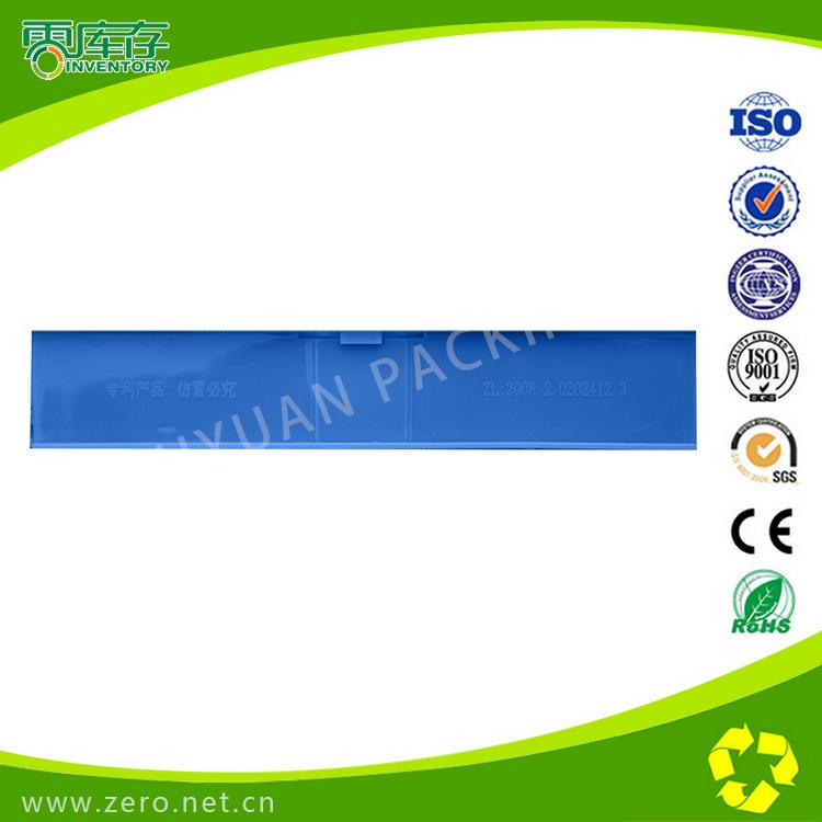Transport Turnover Plastic Crates Used