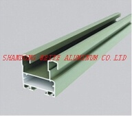Building Material OEM 6063 T5 Extruted Aluminium Profile Aluminum Profile for Window Door Industry and Buildings 6063 T5