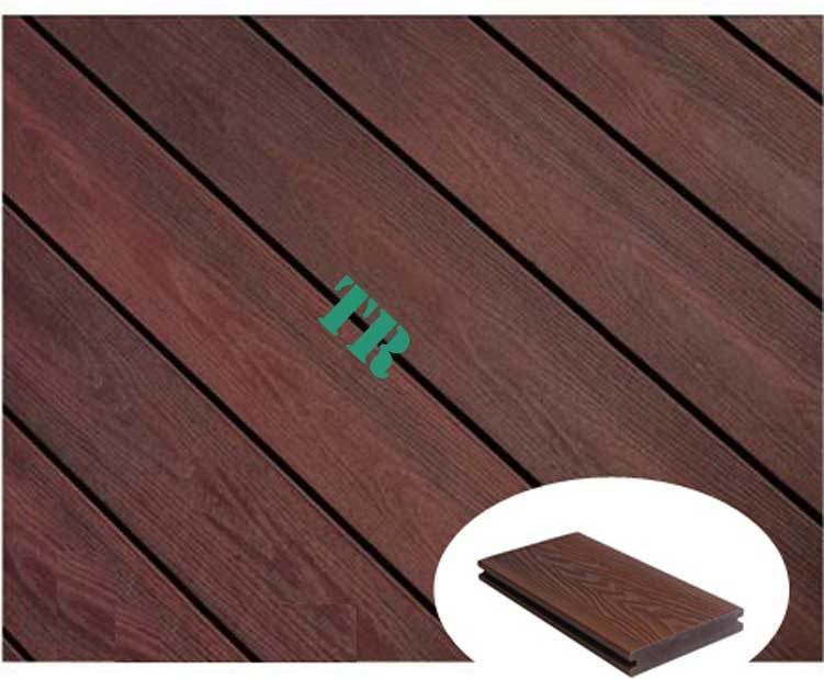 Supply Best Co-Extrusion WPC Outdoor Decking