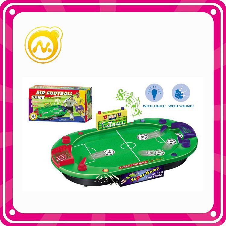 Plastic Mini Air Hockey Kids Game Toy