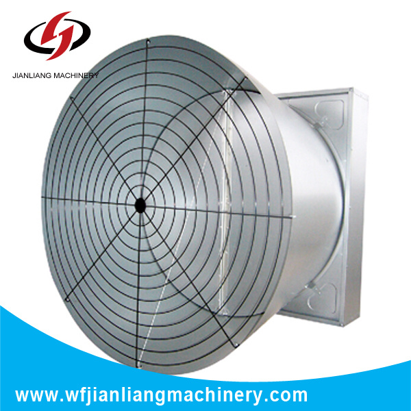 Butterfly Cone Industrial Ventilation Exhaust Fan