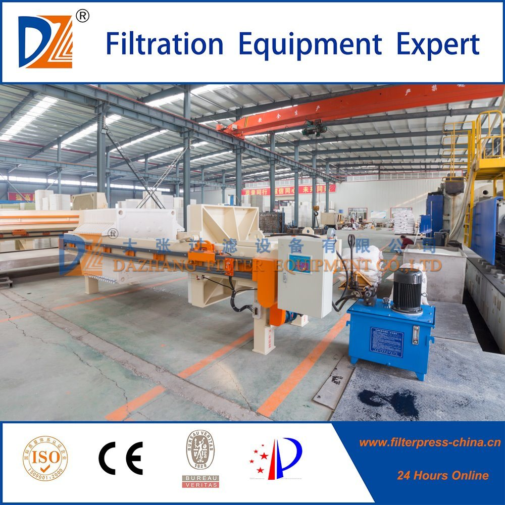 Program Controlled Automatic Chamber/Recessed Filter Press