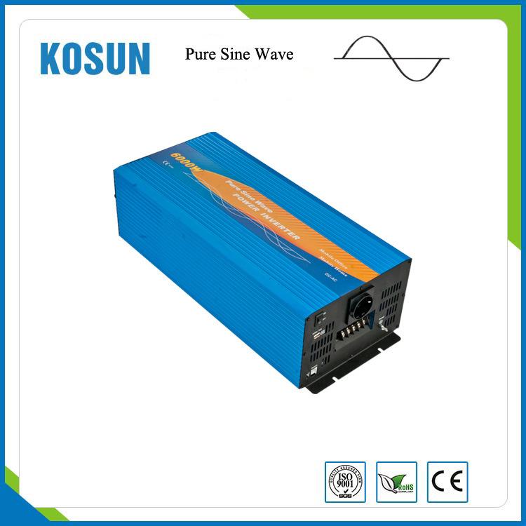Single Phase 48V 6kw Solar Power Inverter