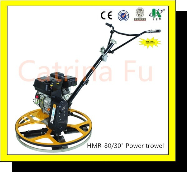 Gasoline Concrete Power Trowel for Sale (HMR-80)