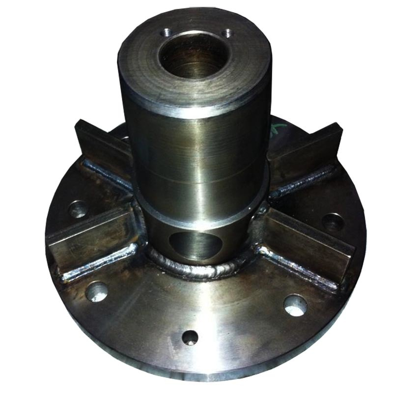 OEM Steel Welded and Stamping Railway Parts with En 15085