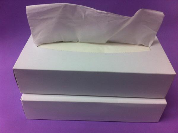 200sheets Box Facial Tissue Virgin Material