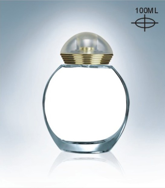 D37 Glass Perfume Bottle