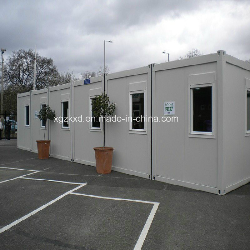 China Prefabricated Steel Structure Mobile Movable Home House