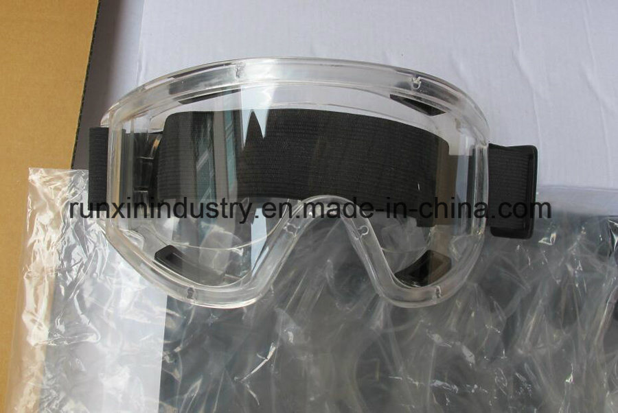 CE En166 Safety Goggles GB028-1