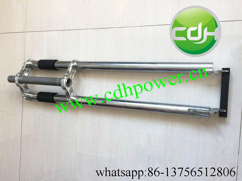 Bike Fork with Non-Suspenstion for Motorized Bicycle