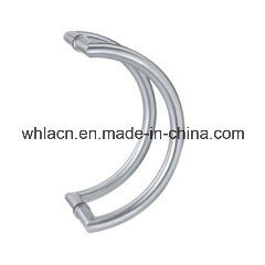 Stainless Steel Investment Casting Door Pull Handle (Lost Wax Casting)