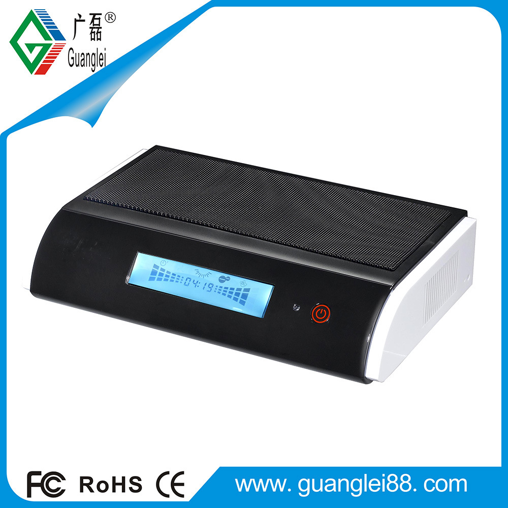 Car Purifier Air Ionizer with Aroma Diffuser (GL-518)