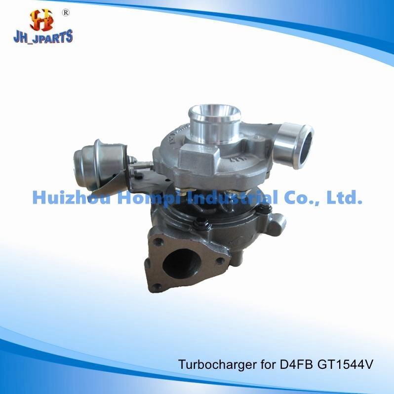 Turbocharger for Hyundai KIA D4fb D4fa Gt1544V 28200-2A100 28201-2A400