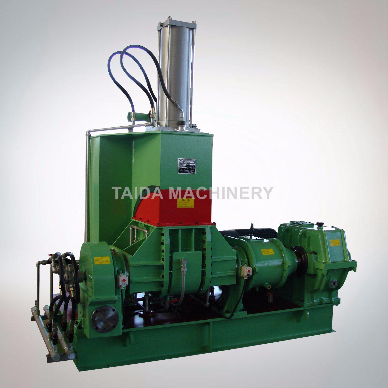 X (S) N-20, 35, 55, 75, 110 Liters Rubber Compounding Dispersion Pressurized Banbury Kneader Mixer Machine