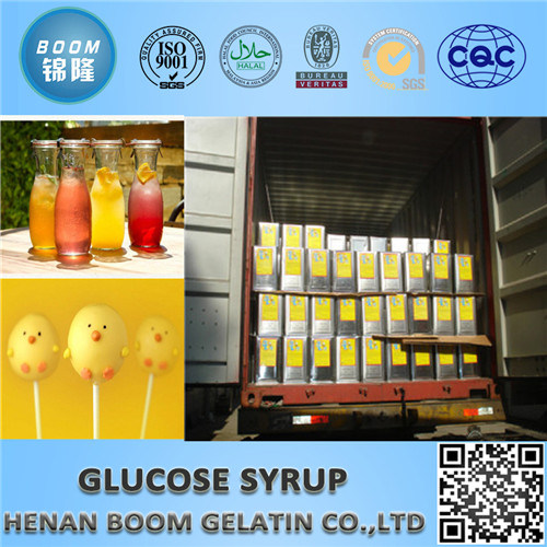 Food Additive Bp Glucose Syrup 75%