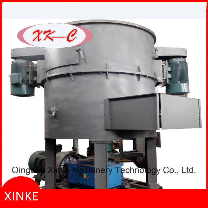 High Efficiency Intensive Mix Sand Machine for Foundry