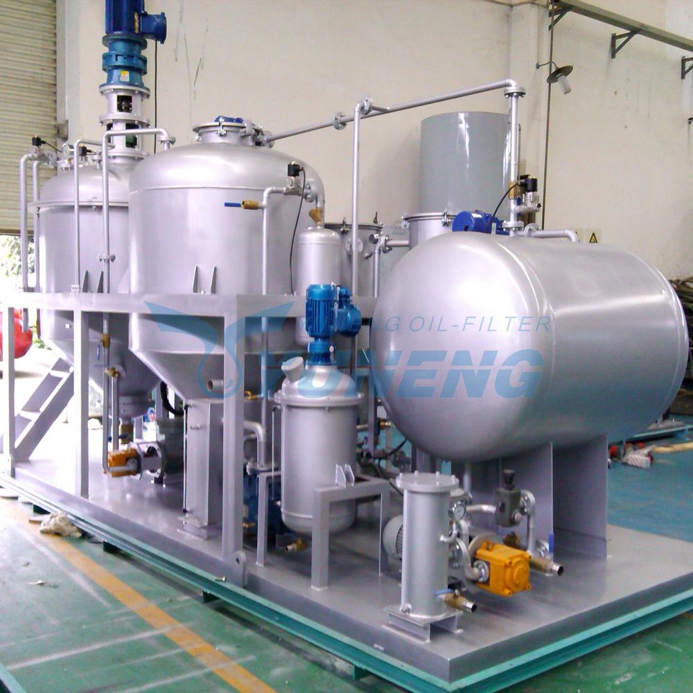 Tire Oil Deodorizing Recycling Plant Ynzsy-Lty Series