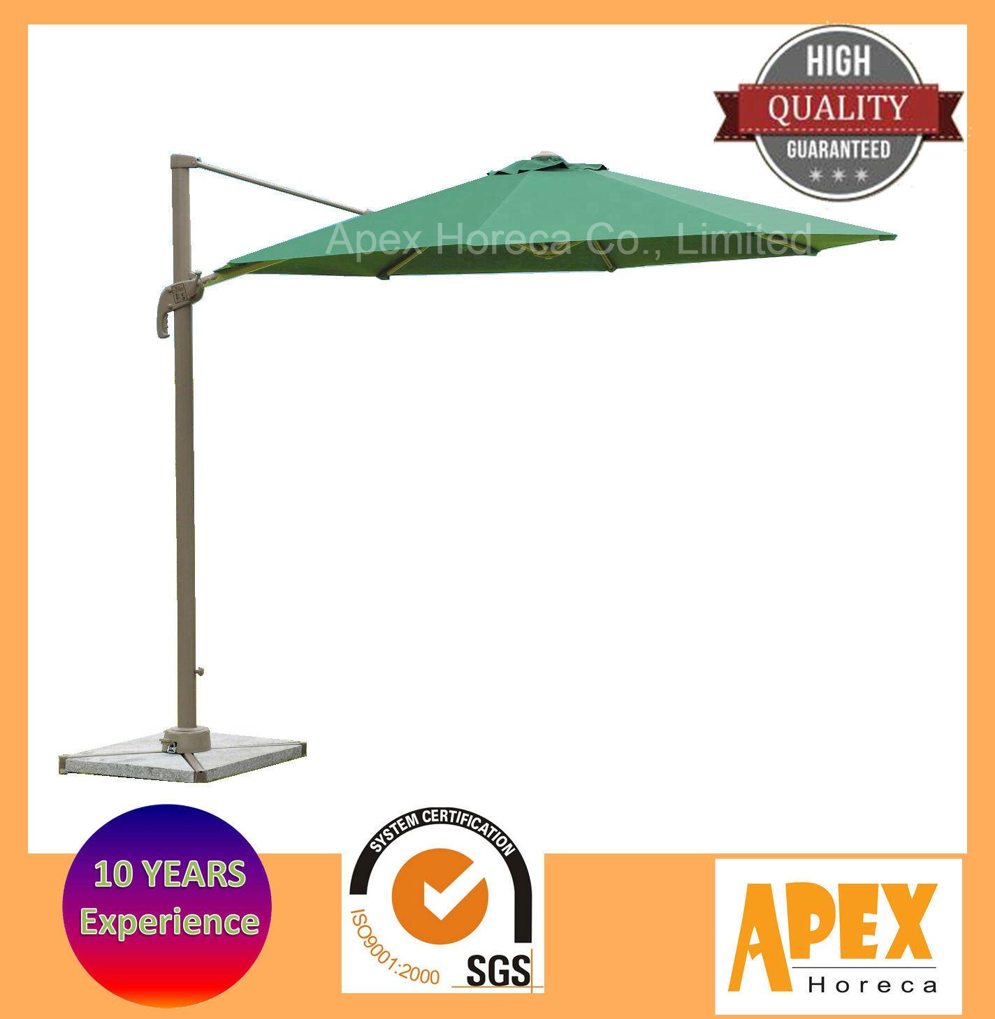 Cantilever Umbrella Outdoor Parasol Roman Umbrella Sunshade
