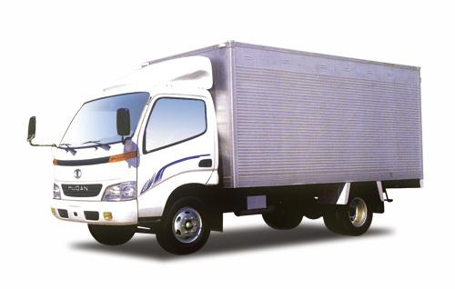 Mudan 3 Ton Box Truck (MD5043)