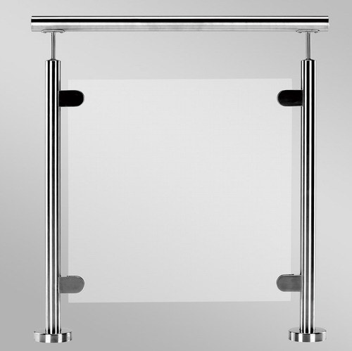 Stainless Steel Glass Balustrade for out Door Railings and Handrails