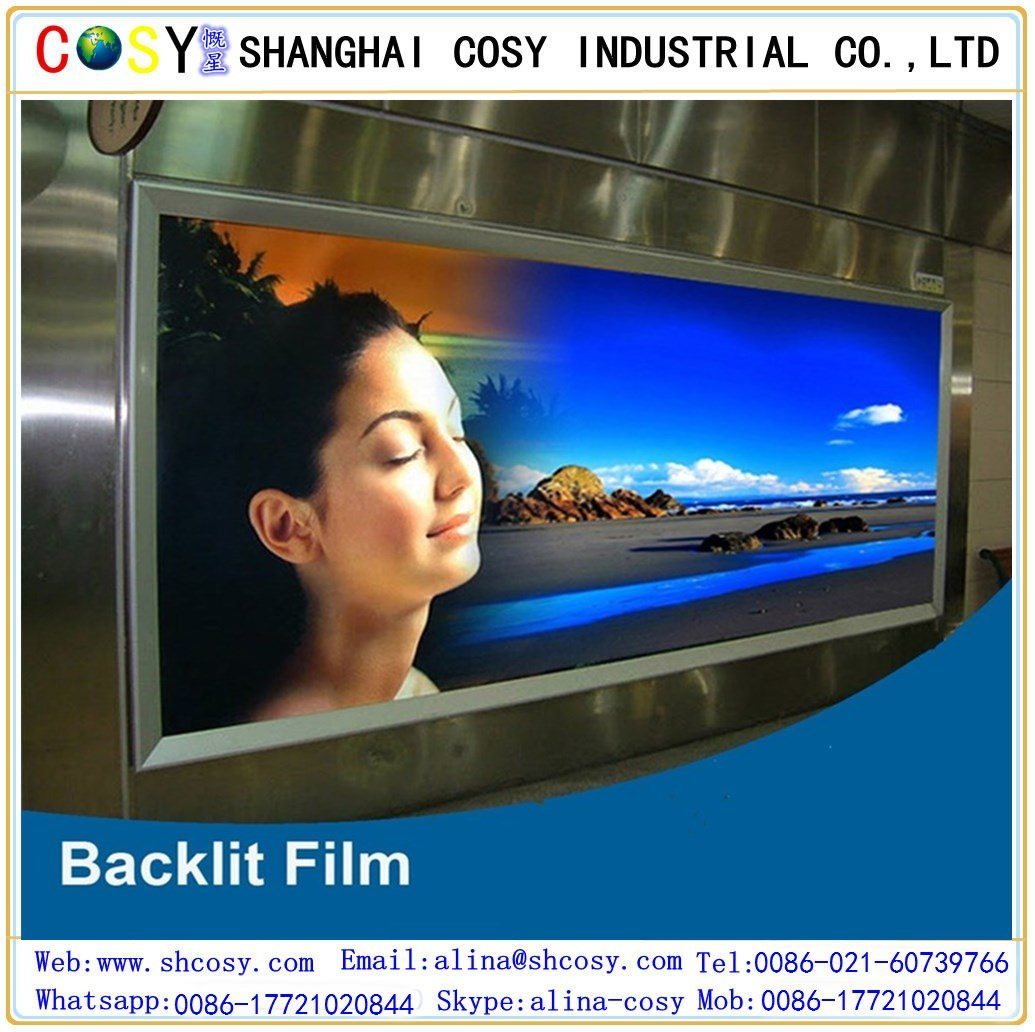 PVC Static Glass Film with High Quality for Window Decoration