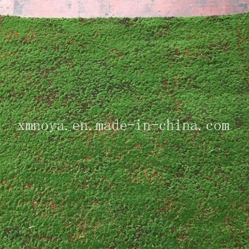 Artificial / Man-Made Fake Synthetic Moss Grass for Home Garden Decorative