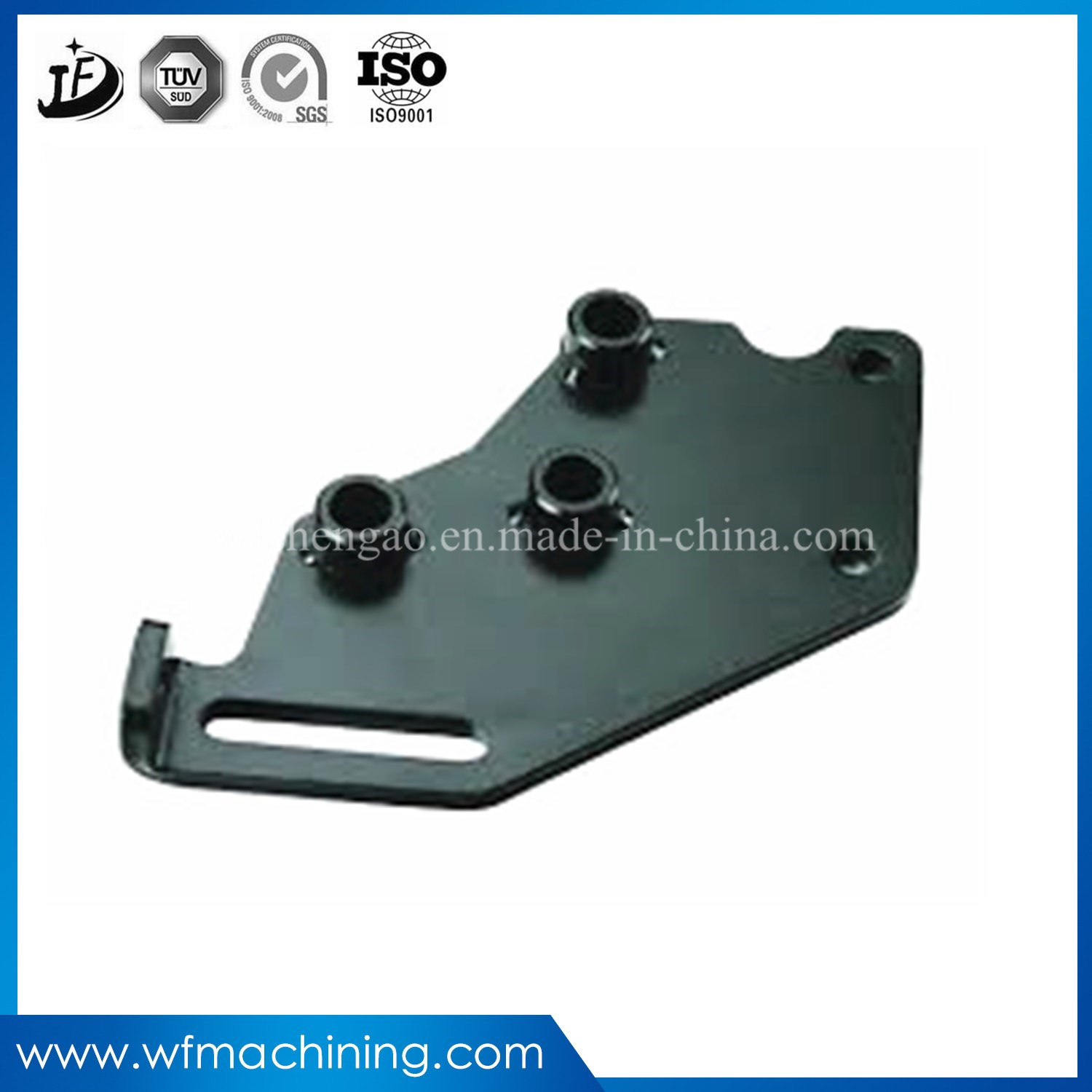 OEM Brass/Copper/Stainless Steel/Aluminum Stamping Parts Hot Stamping Parts Precision Sheet Metal Stamping Parts