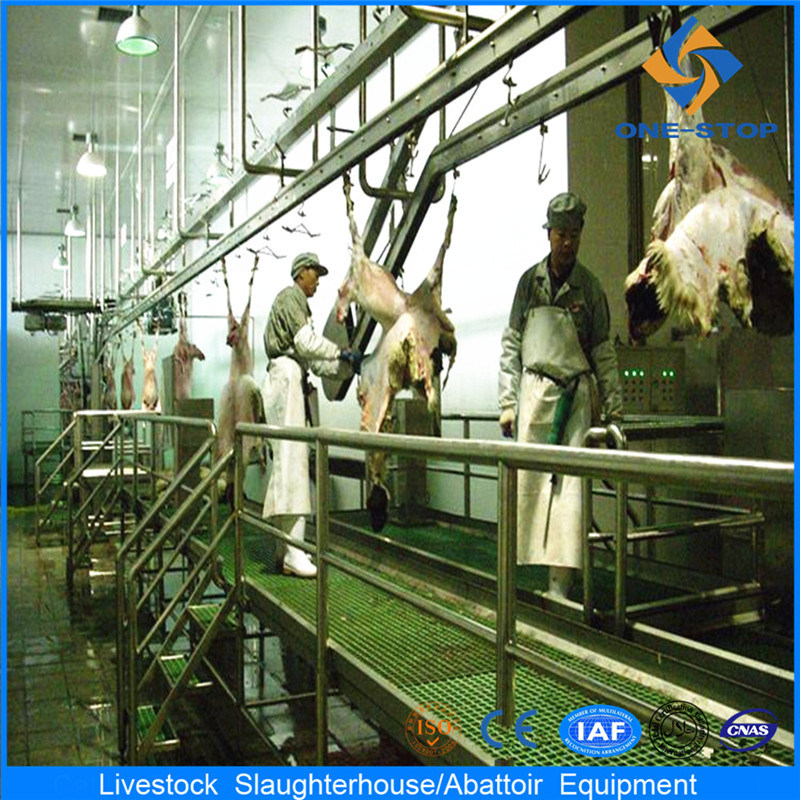 Sheep Slaughterhouse with Complete Equipments