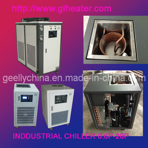 Industrial Refrigerating Machine - Water Chiller- Water Chiller- Chiller Cooler (CA-0.6P--10P)