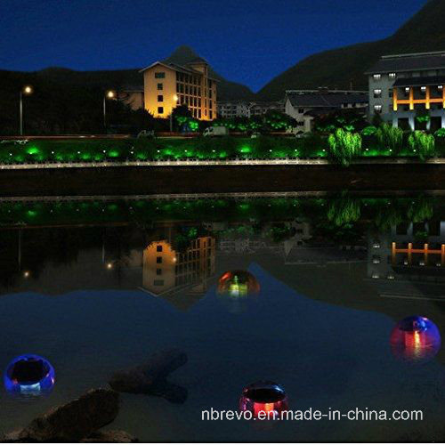 Solar Power Waterproof Color Changing Floating Light (RS109A)