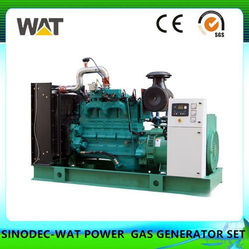 190 Series Water Cooler Biomass Generator Set Wih High Quality
