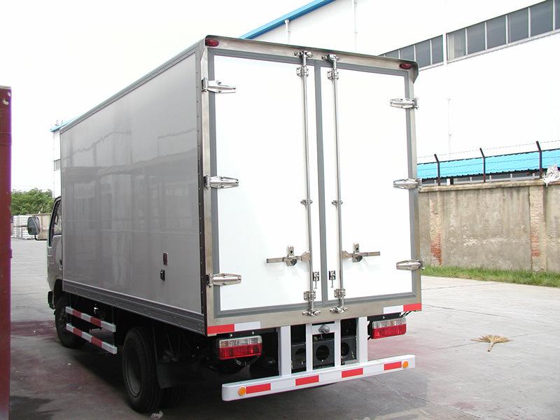 Gelcoat Truck Panels