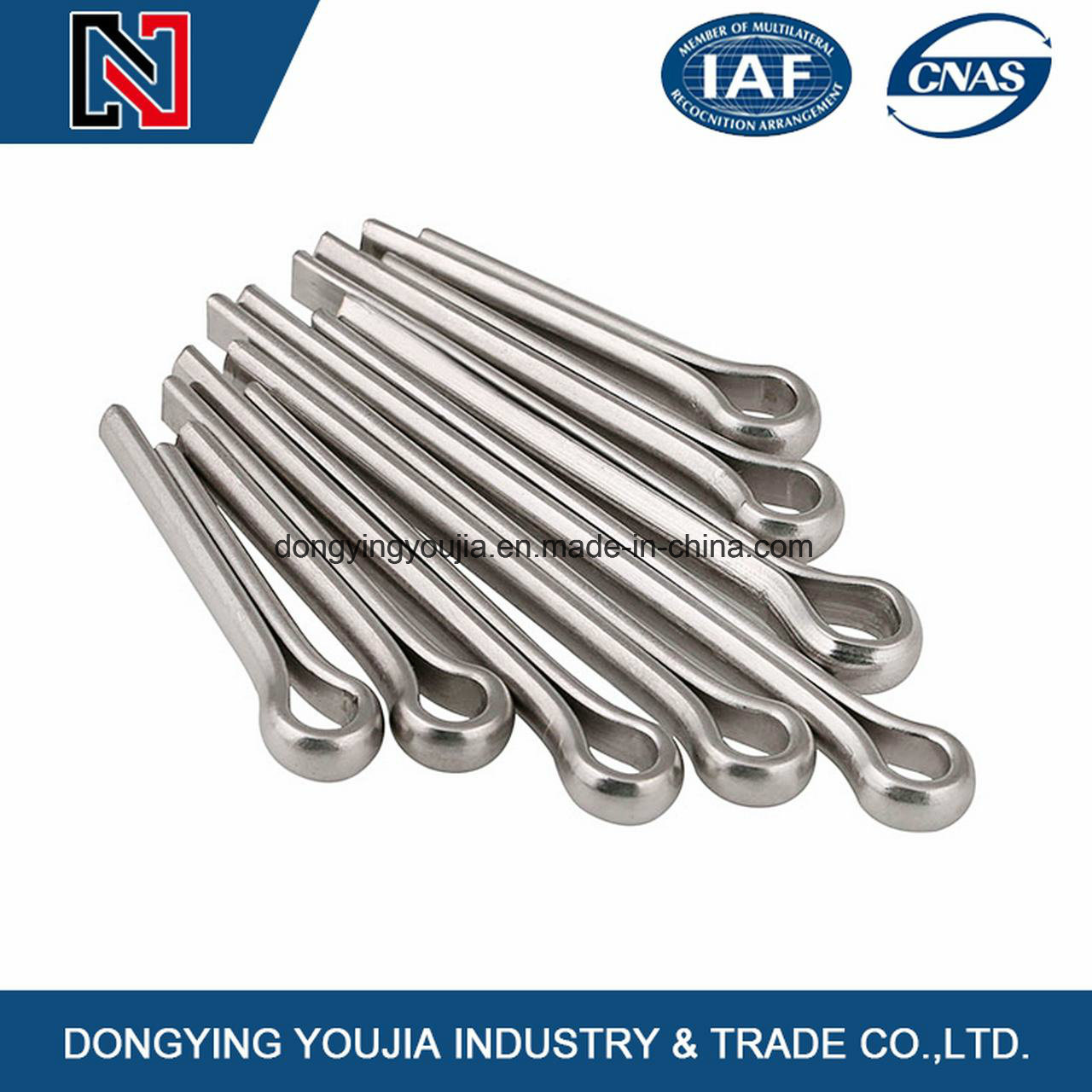 18-8 Stainless Steel Cotter Pins, Split (cotter) Pins