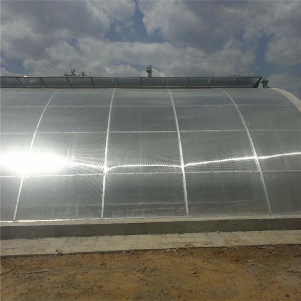 Multi-Span Plastic Film Greenhouse Helen