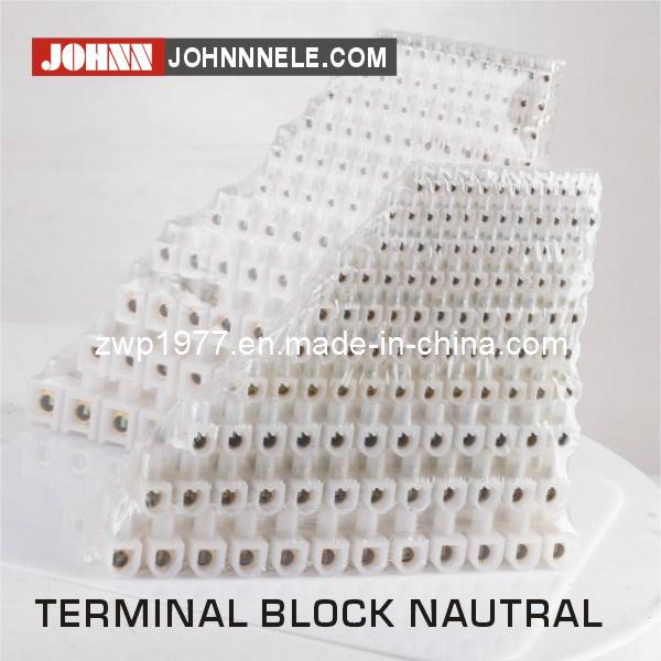 Plastic Fused Terminal Blocks with CE