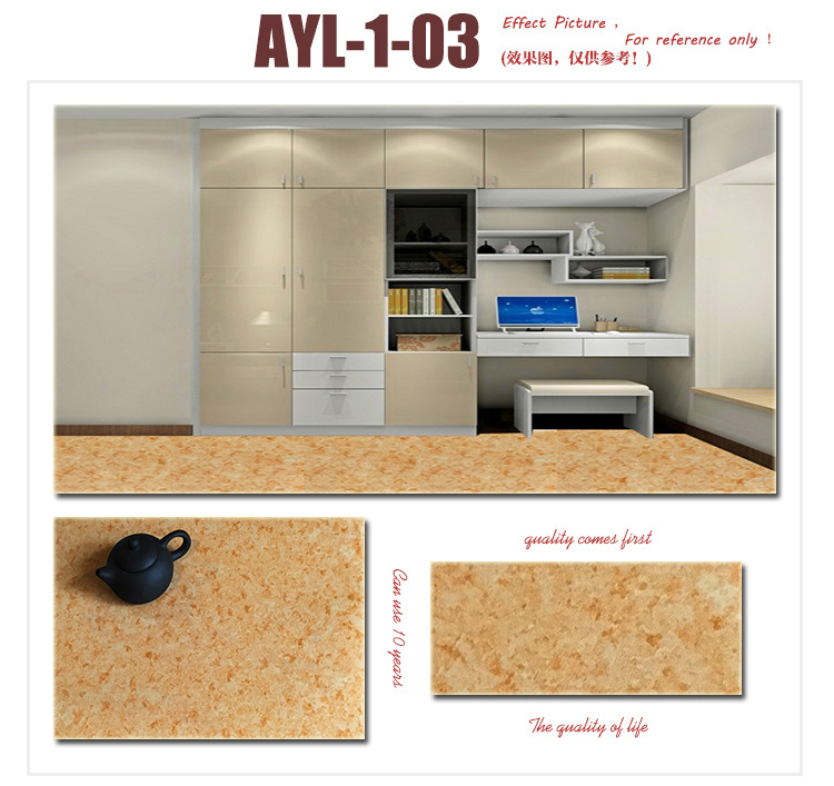 Vinyl Indoor Use PVC Linoleum Flooring Roll with Best Price