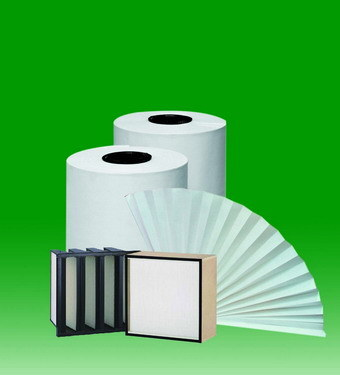 Air Filtration Media-Pleatable