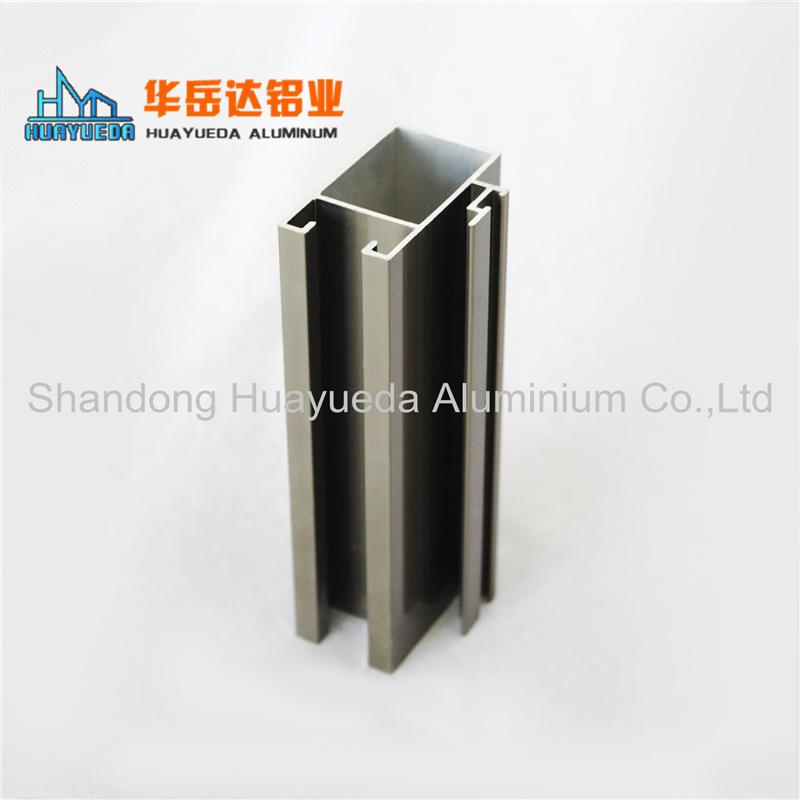 Popular Extruded Aluminium of Making Sliding Windows