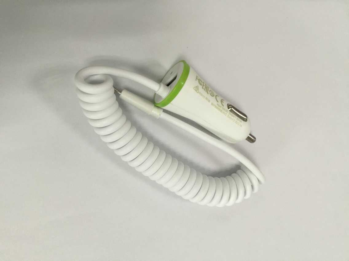Type-C Car Charger with Cable