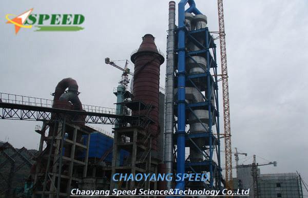 Cement Inustry Precalciner Kiln (Y2540-3252, Y3/28/52)