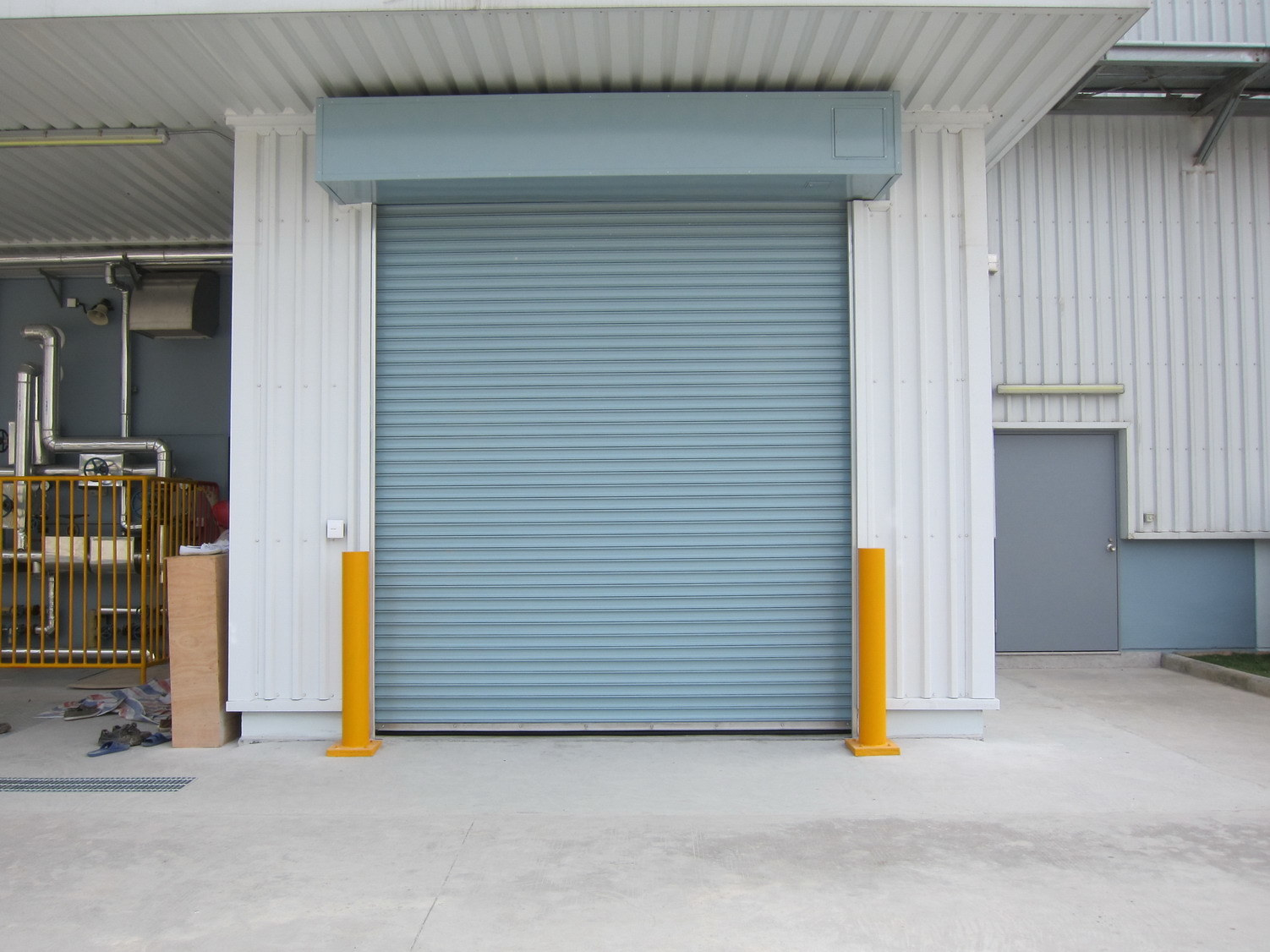 Fire Proof Steel Roller Shutter (CF-8000FP)