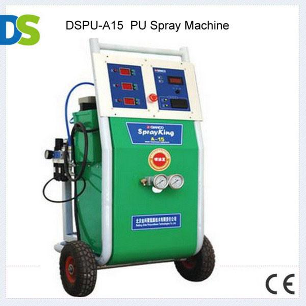 machine spray