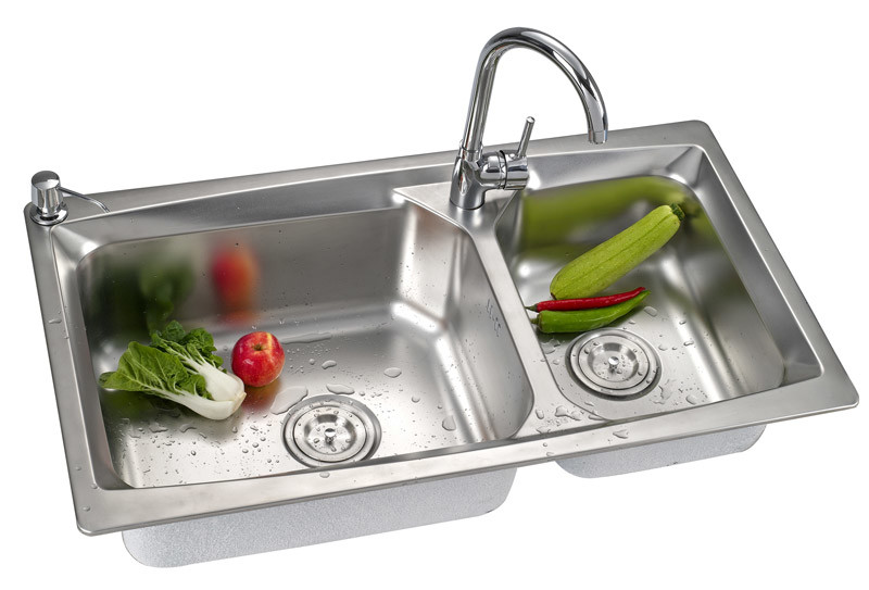 china stainless steel kitchen sink wo7943 china