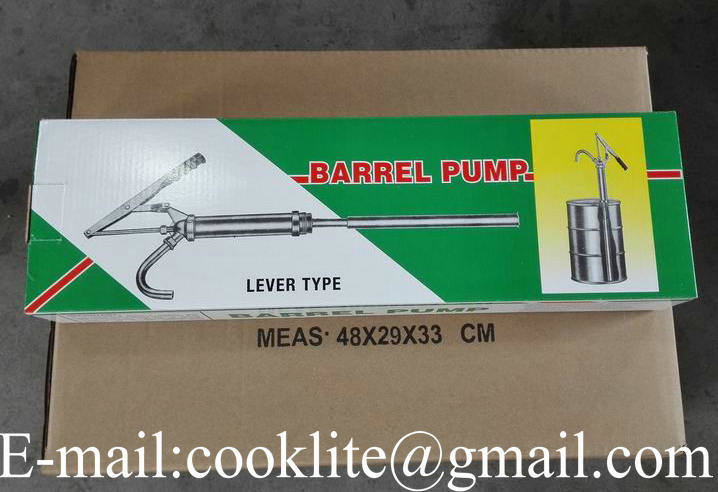 Lever Action Hand Pump / Pressure Shank Barrel Pump (GT109)