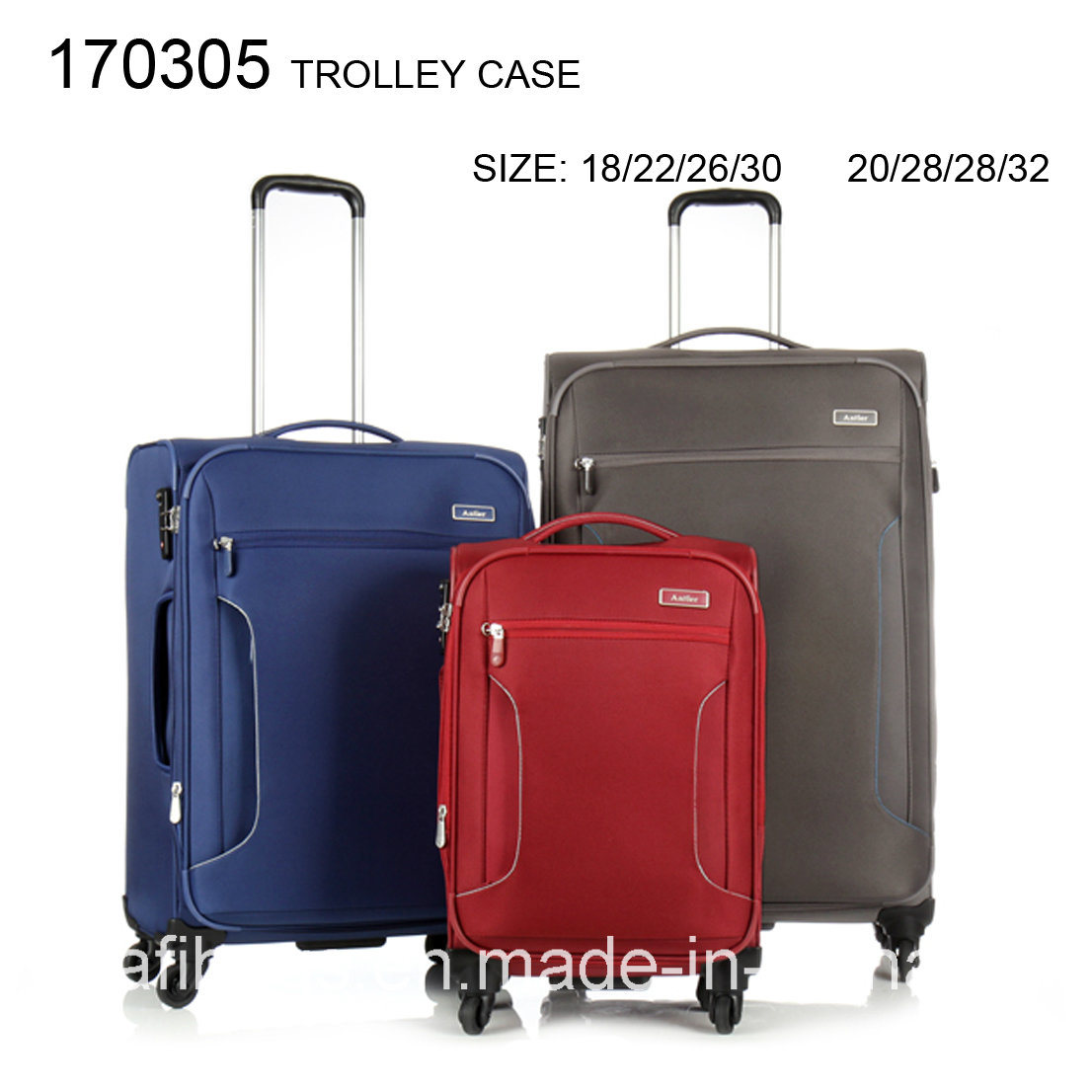 EVA Suitcase Spinner Luggage for Travelling