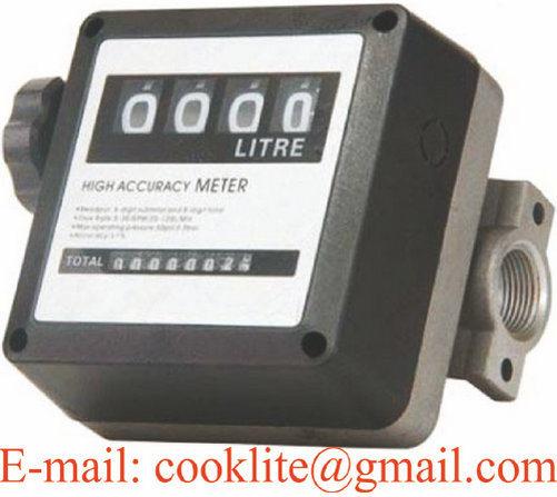 Mechanical Flow Meter / Kerosene Gasoline Diesel Flow Meter