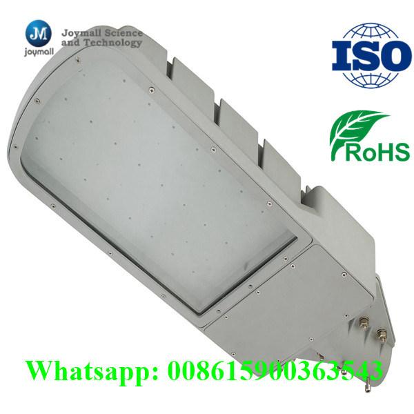 OEM Aluminum Alloy Die Casting LED Street Light Lamp Housing